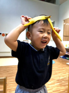 adventure cooking at preschool