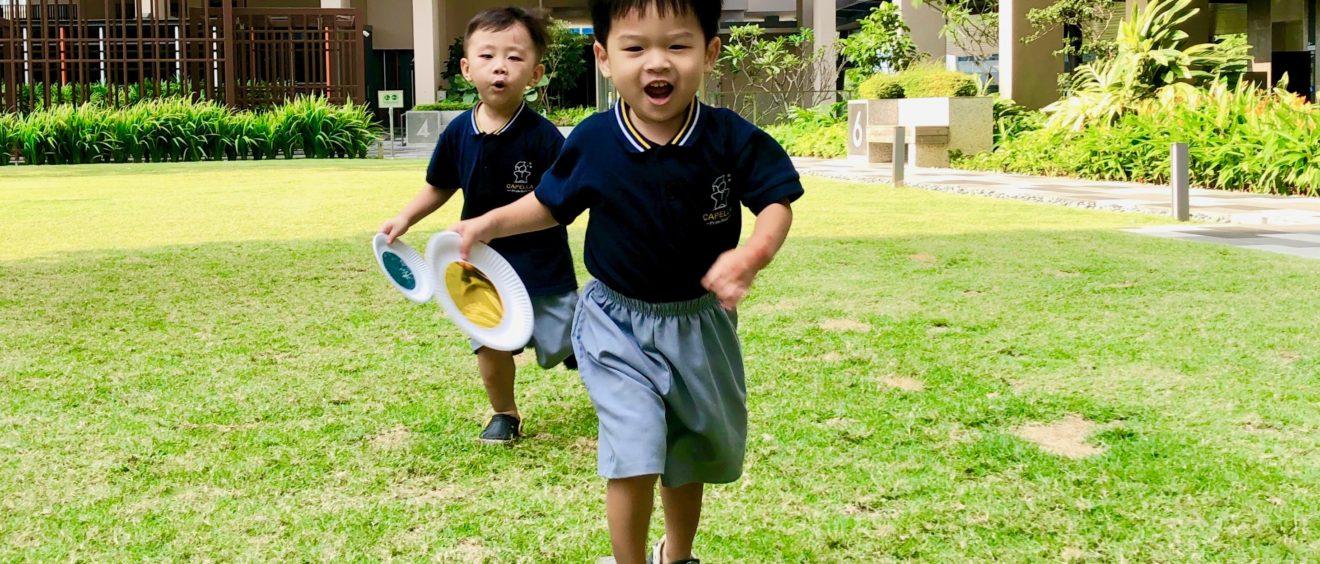 physical activity in preschooler